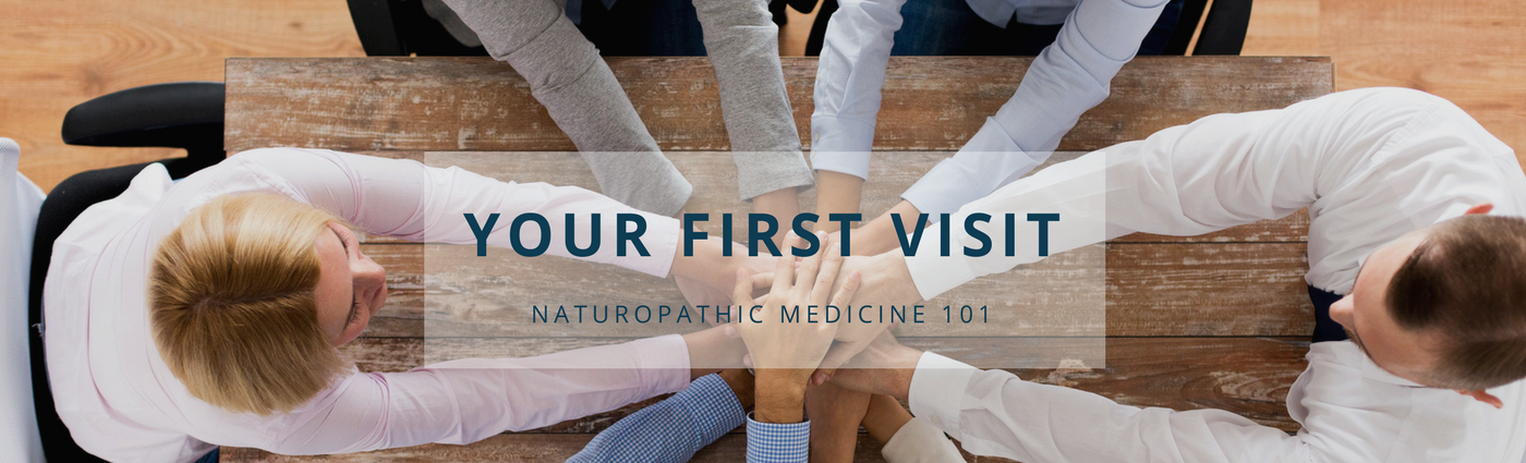 Naturopathic Medical Visit